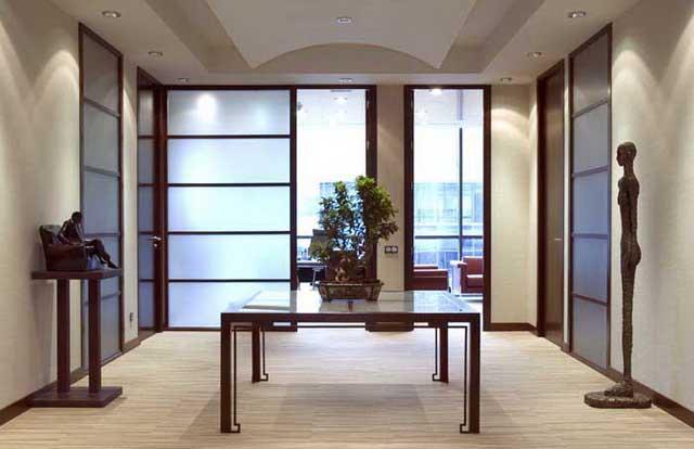 diseño interior de oficina