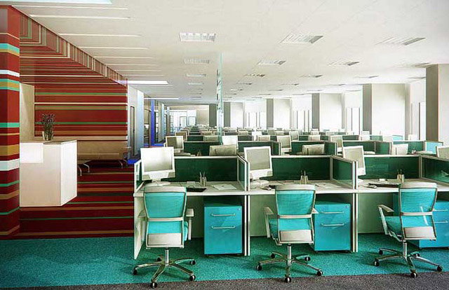 rehabiliación de edificios para oficinas