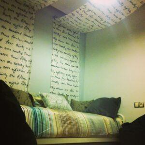 interiorismo en dormitorio