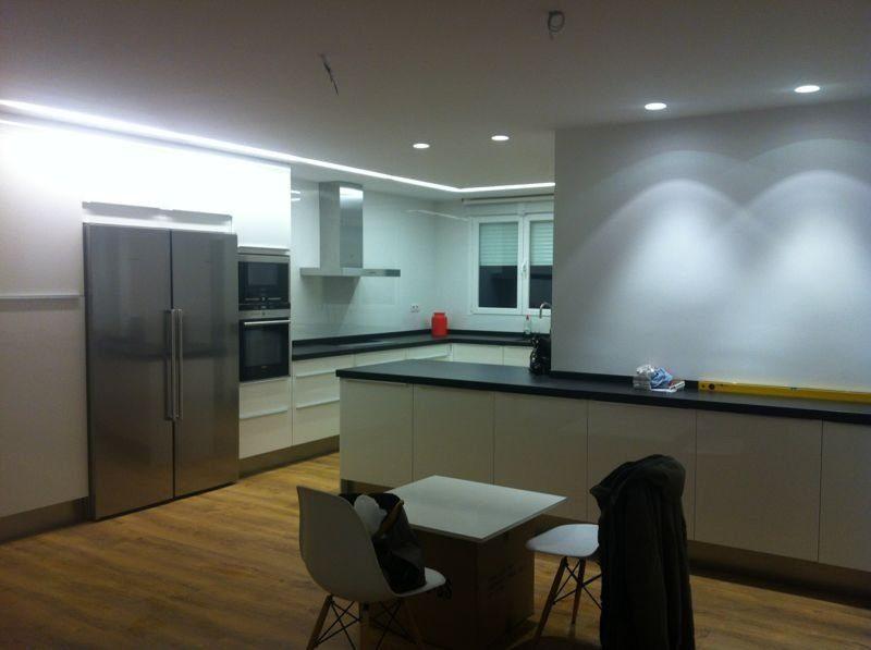 reformas de cocina en vivienda