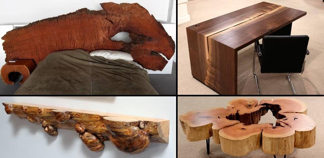 decorar con madera