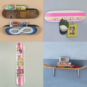 decorar con patinetes