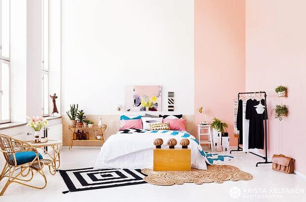 Dormitorio boho bohemio tips y claves Dimensi-on