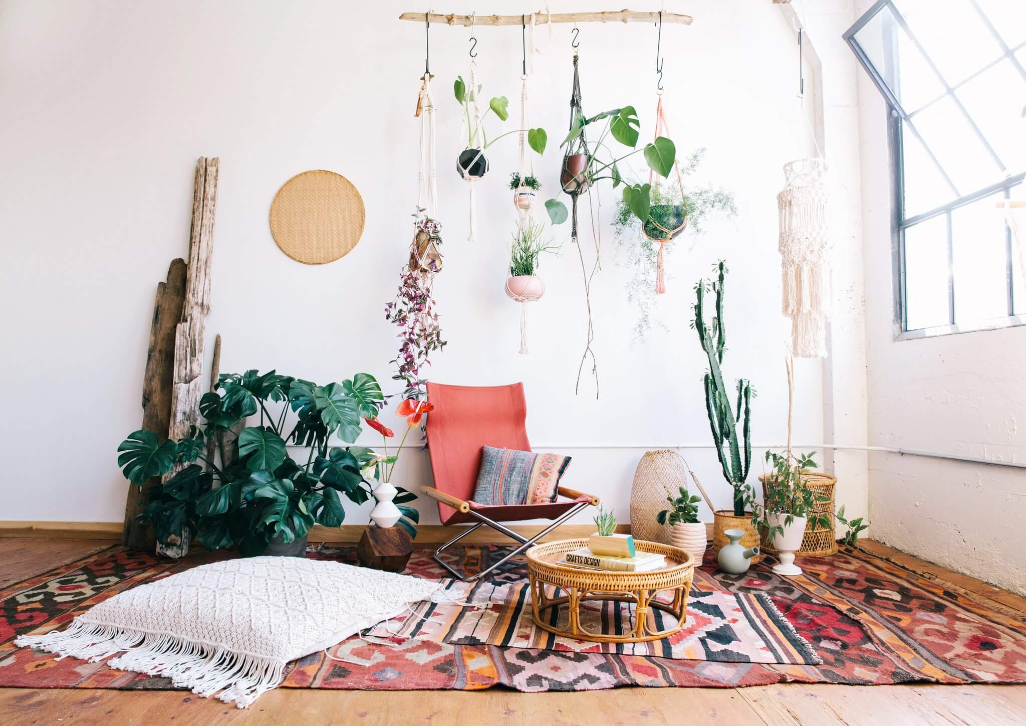 Ideas y consejos estilo decoracion boho o bohemia Dimension