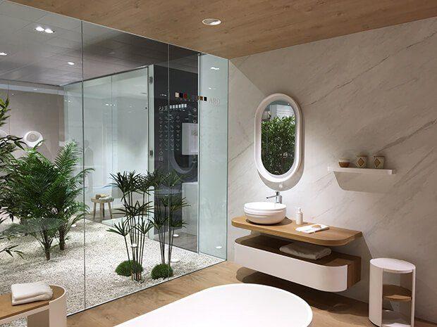 XXIV Muestra Internacional de Arquitectura Global & Diseño Interior PORCELANOSA Grupo Dimensi-on