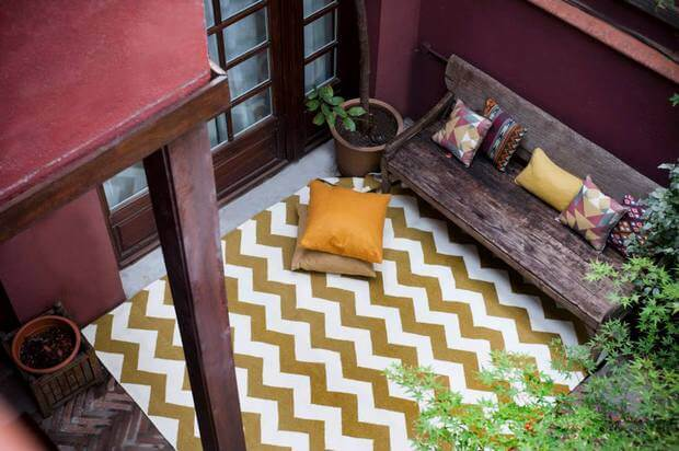 Decoracion exteriores ideas y consejos alfombras Dimensi-on (1)