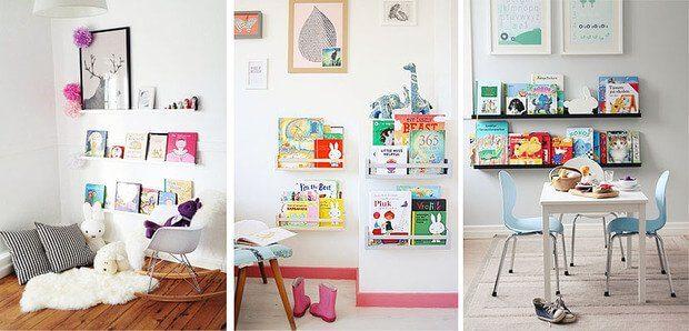 Decorar rincones lectura infantiles Dimensi-on Estudio Interiorismo (2)