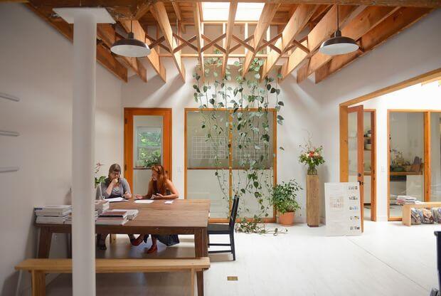 Oficinas con encanto en las que querras trabajar Dimensi-on