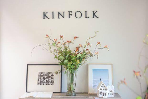Oficinas de diseño magazine Kinfolk magazine EEUU Dimensi-on
