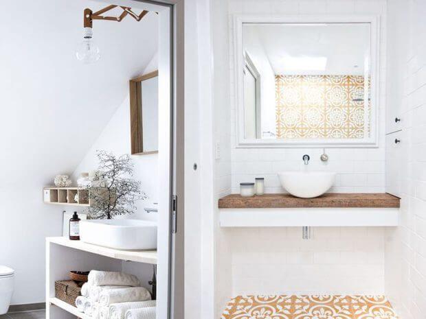 Que lavabo escoger en la reforma del ba+¦o Dimensi-on