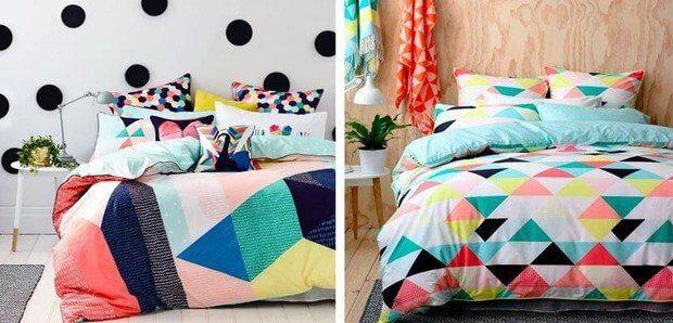Telas con colorido para decorar en verano Dimensi-on