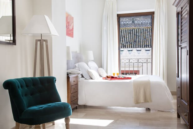 Apartamento con encanto Sevilla decoracion Rufo Parra Juarez - Dimensi-on (2)