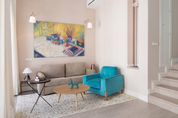 Apartamento con encanto Sevilla interiorismo y decoracion Rufo Parra Juarez - Dimensi-on (1)