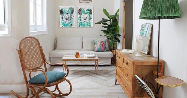 Apartamentos con encanto decoracion interiorismo Malasaña Madrid Tatiana Garcia Bueso Espacios de Arquitectura - Dimensi-on (2)