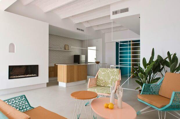Apartamentos vacacionales con encanto en Barcelona - Dimensi-on (4)
