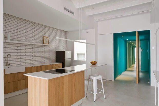 Apartamentos vacacionales con encanto en Barcelona - Dimensi-on (5)