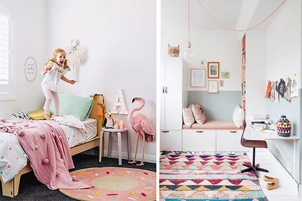 Consejos para decorar habitaciones infantiles originales