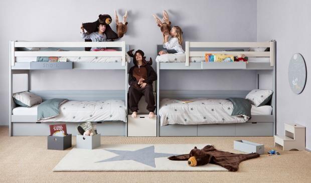 Decoracion con muebles para dormitorios y habitaciones infantiles Dimensi-on