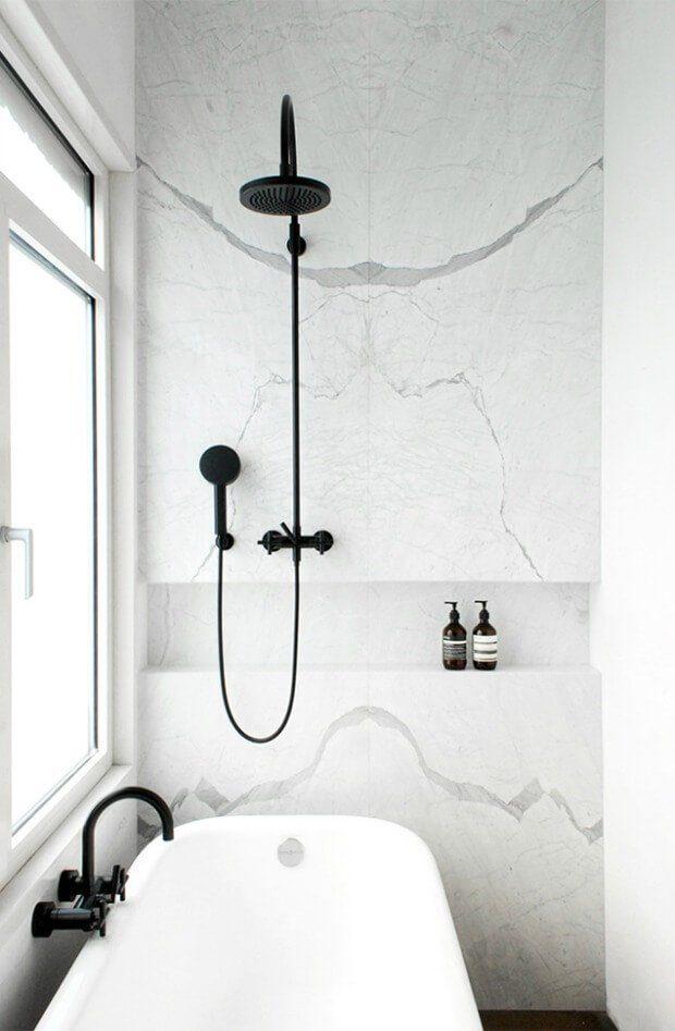 Grifo negro baños Dimensi-on