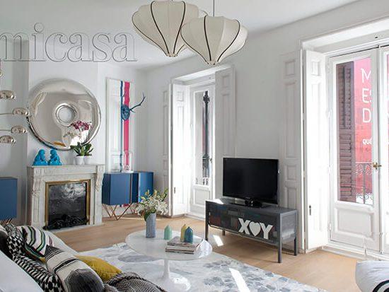 Estudio de decoraci n e interiorismo en madrid dimensi on for Cursos de interiorismo madrid