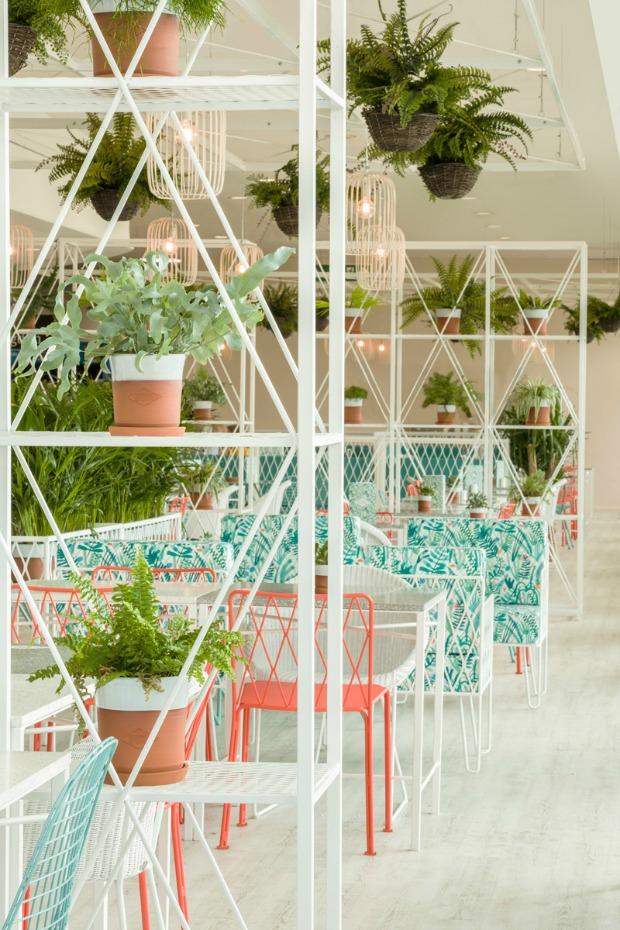 proyecto interiorismo restaurante