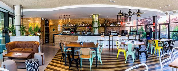 Ltimas tendencias en los dise os de cafeter as y restaurantes - Decoradores de bares ...