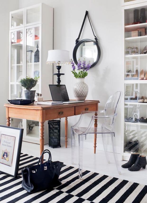 Esapcio de trabajo en casa: la oficina o el despacho en la vivienda