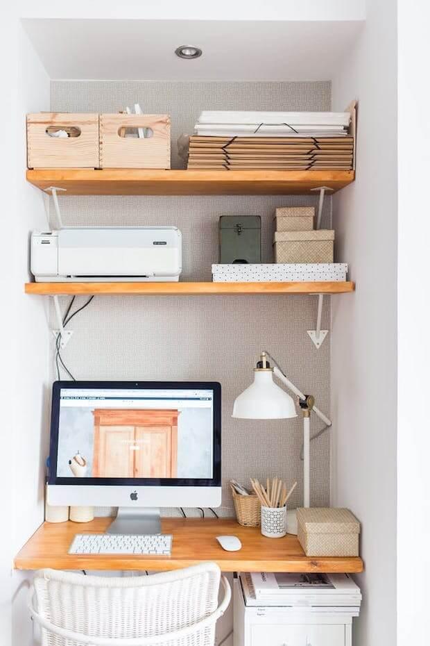 Espacios de trabajo: tu despacho u oficina en casa
