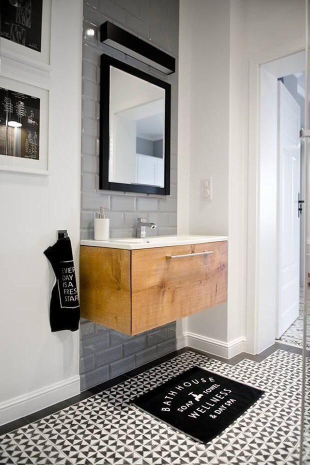 baños-pequeños-decoracion-suelo-hidraulico