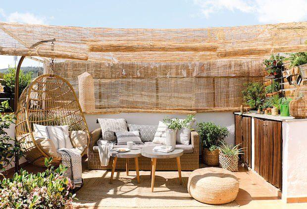 7 Ideas Para La Decoración De Terrazas Este Verano Dimensi On