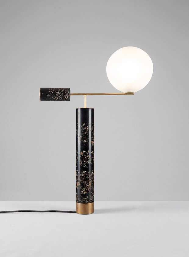 Tendencias en ilumiancion: lampara diseño Marcin Rusak