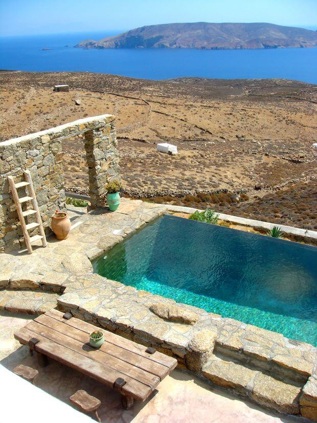 8 tipos de piscinas y sus caracter sticas para vivienda Piscinas alargadas y estrechas