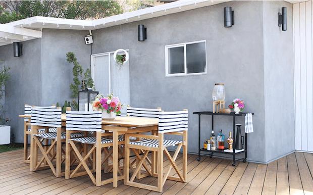 9 estilos de comedores exteriores para terraza y jardín | Dimensi-on