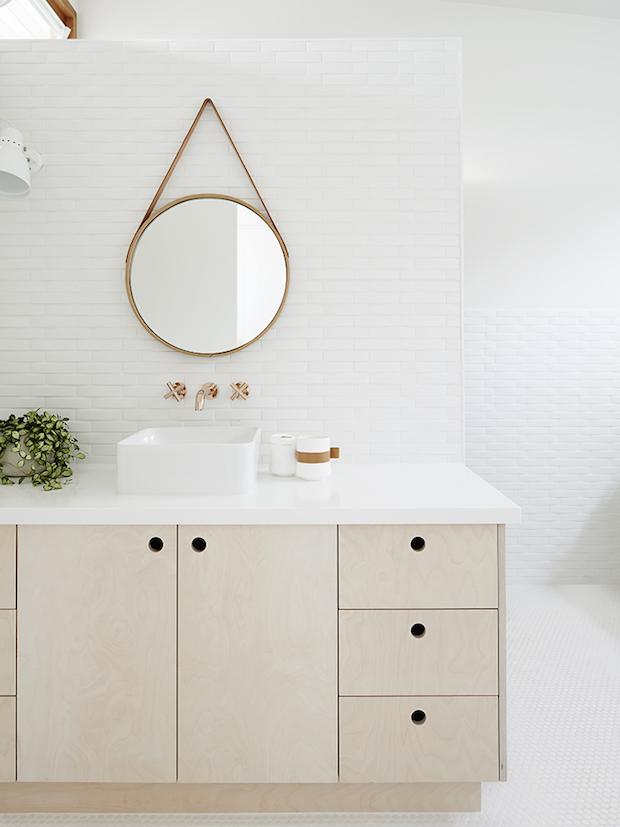 Tendencias muebles de baño 2018