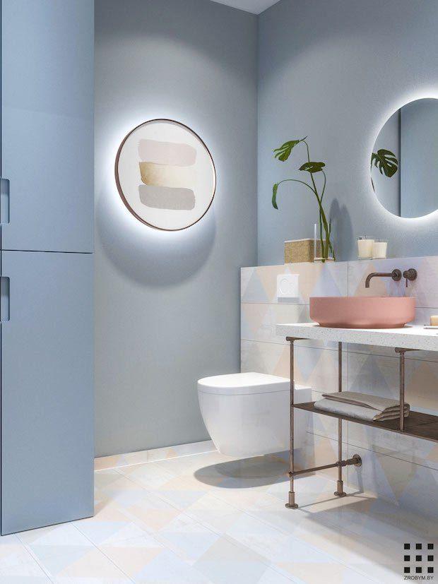 Baños originales con encanto