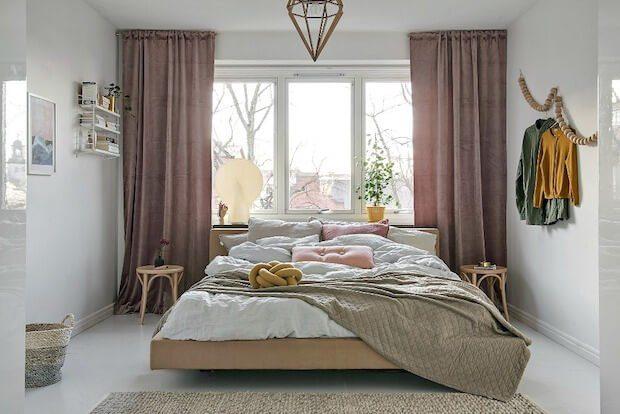 Cabecero de cama ventana