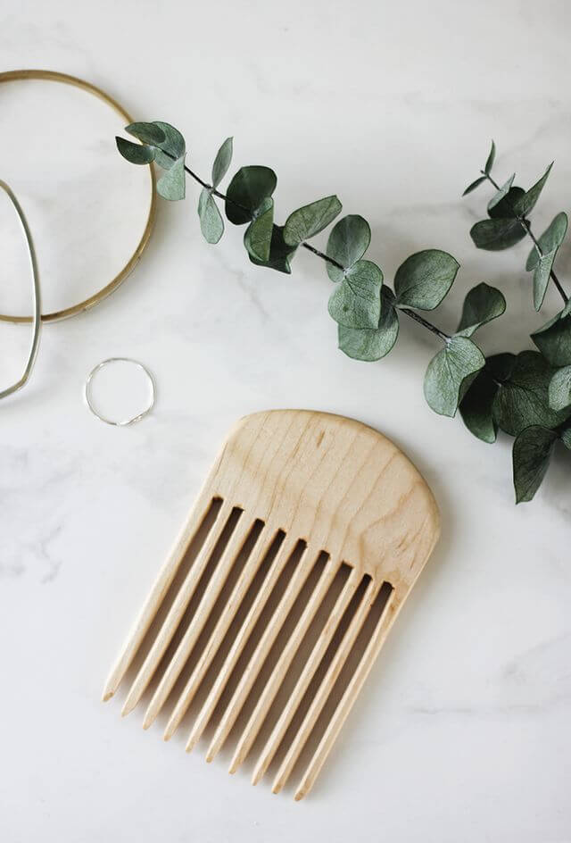 Tendencias decoración otoño 2018 madera