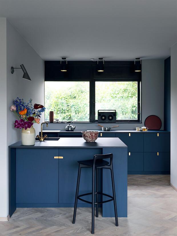 Cocinas actuales y modernas en 8 claves de tendencia dimesnsi on - Cocinas actuales fotos ...