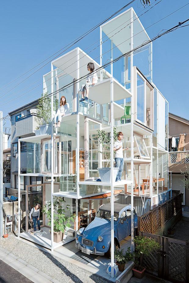 Arquitectura japonesa actual