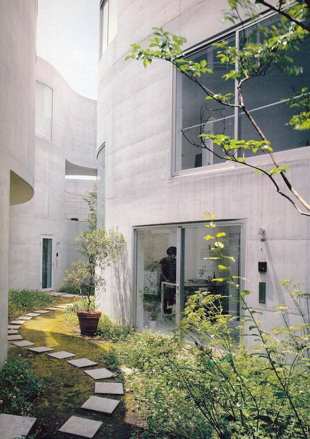 Aquitectura japonesa contemporánea