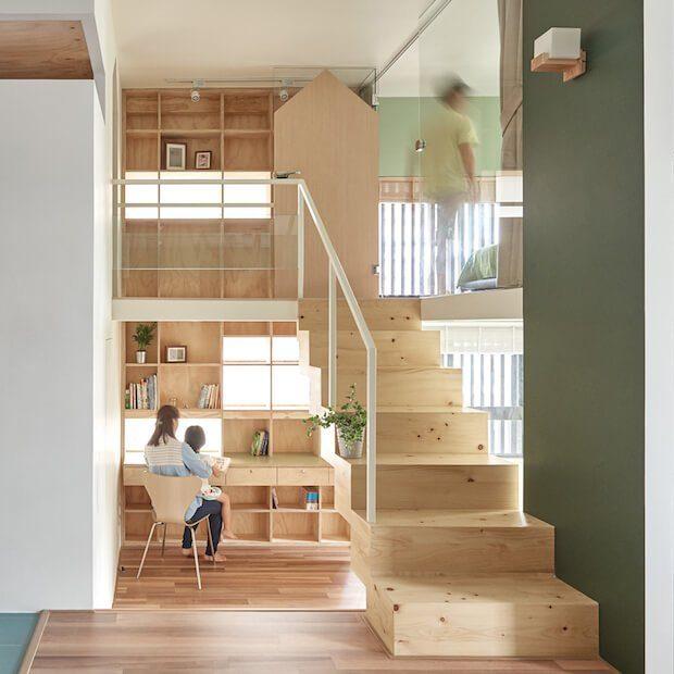 Arquitectura japonesa en madera
