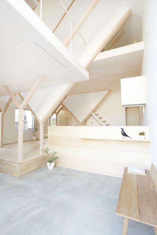 Arquitectura japonesa casas