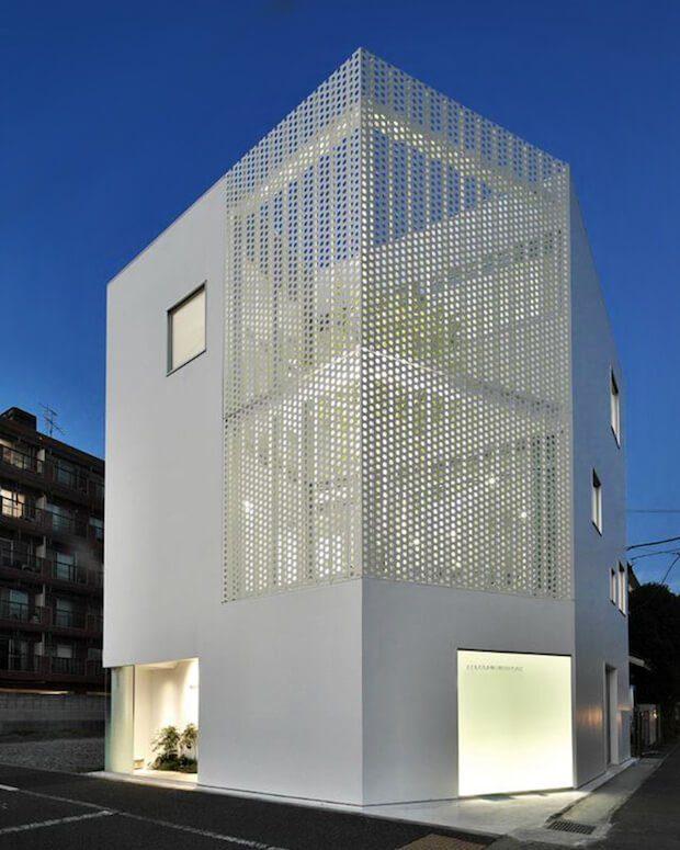 Arquitectura japonesa casa