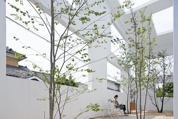 Arquitectura japonesa minimalista
