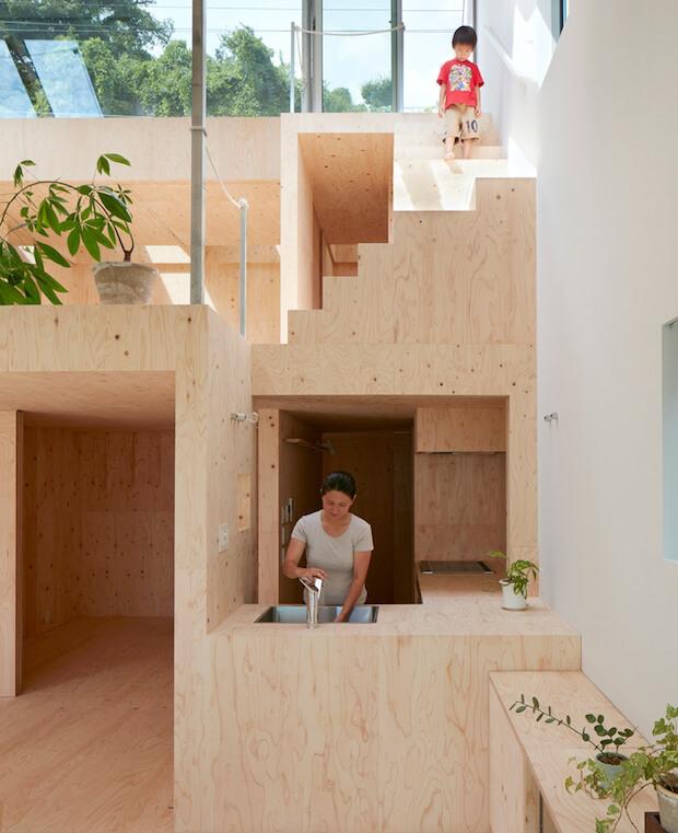 arquitectura tradicional japonesa viviendas
