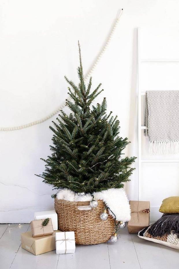 Tendencias decoración Navidad árbol
