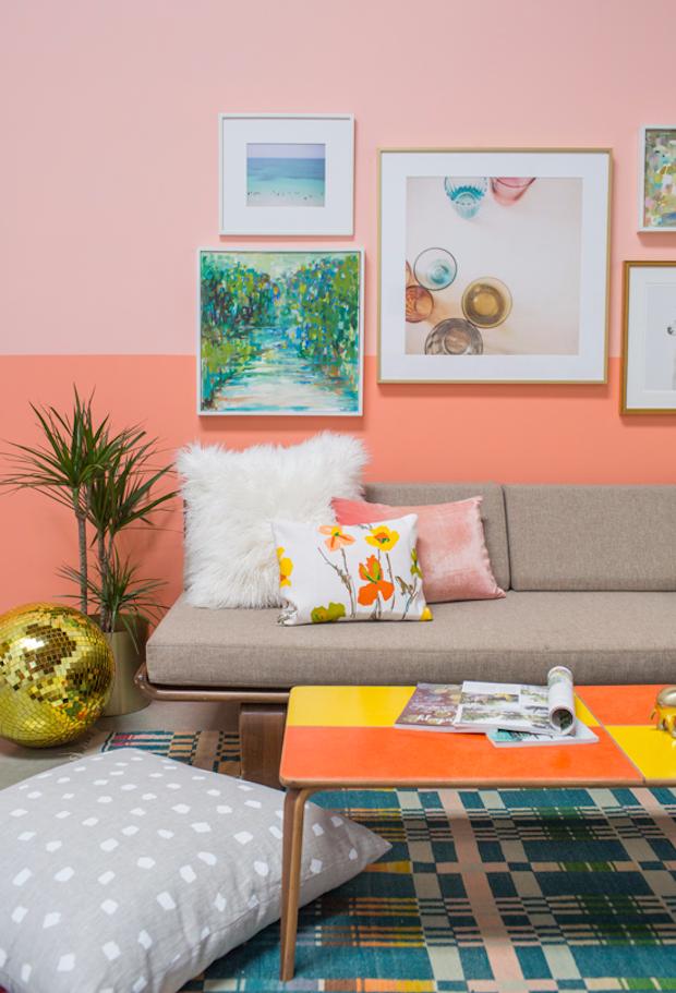 cual es el color pantone 2019 Living Coral