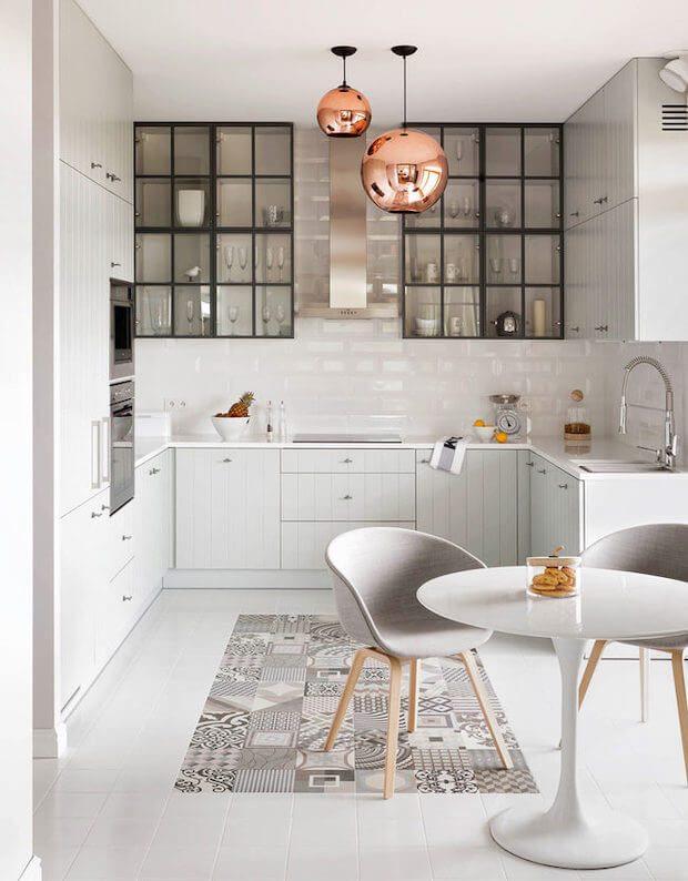 Electrodomésticos para cocinas pequeñas