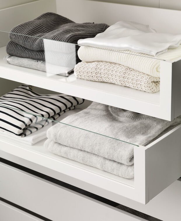 Tu casa en orden separadores para cajones Ikea