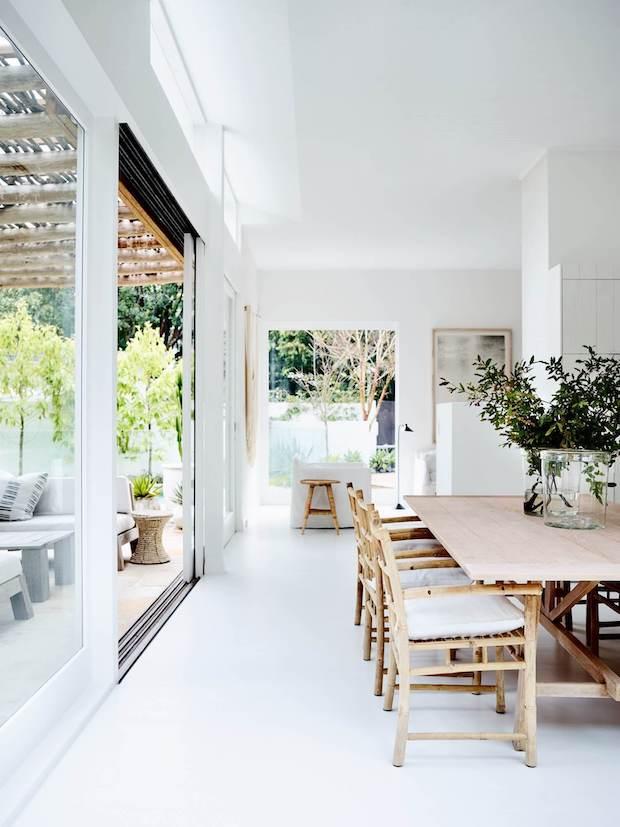Espacios abiertis para cambiar tu casa en primavera